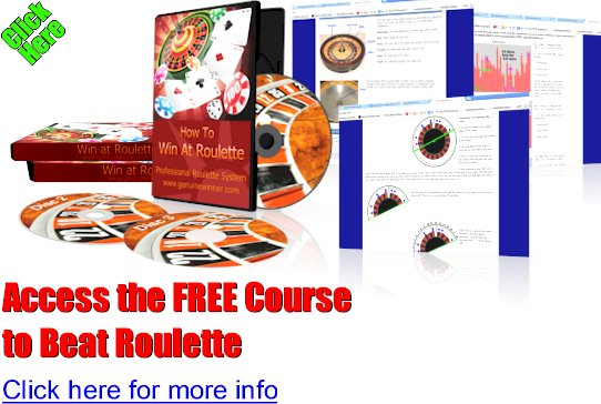 Free course to beat roulette